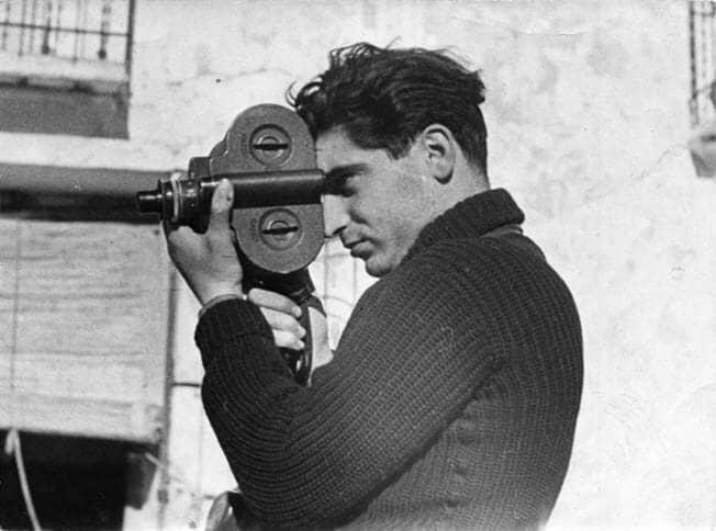 Robert Capa, a tudósító