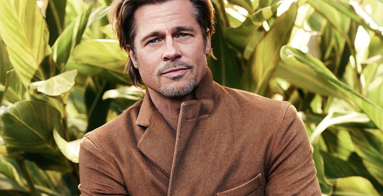 Brad Pitt // Womagic