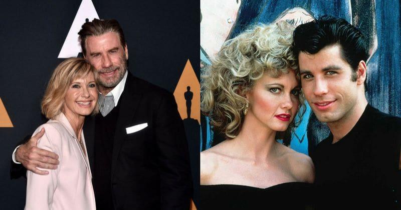Olivia Newton-John és John Travolta 41 év után felvették a Grease-kosztümöt