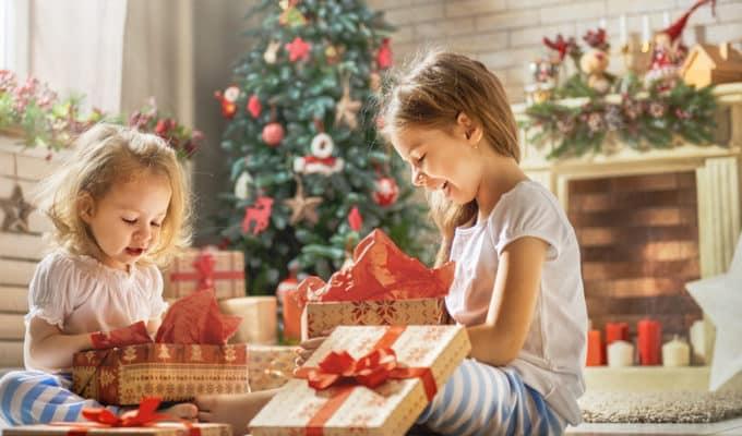 """A """"Négy ajándékos szabály""""-t minden szülőnek ismerni kellene"""