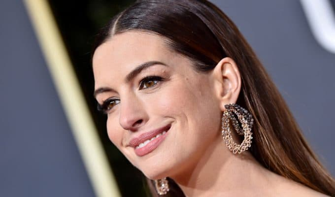 Teljes titokban született meg Anne Hathaway kisbabája