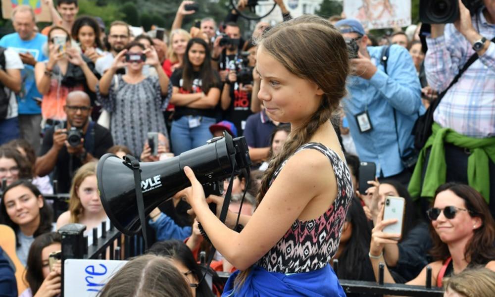 Dokumentumfilmet készítenek Greta Thunbergről
