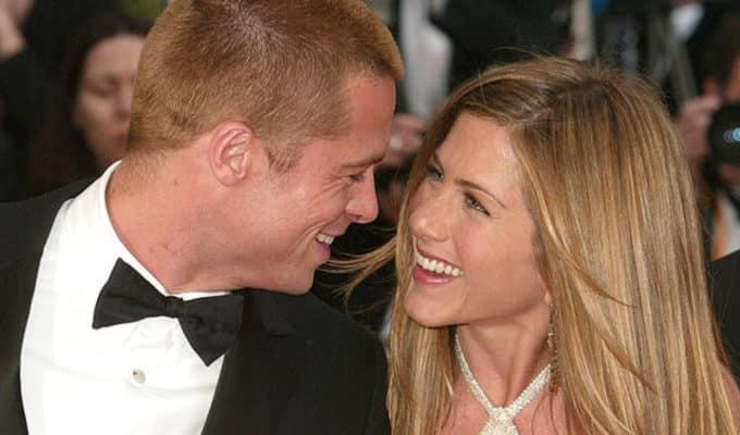 Jennifer Aniston és Brad Pitt közösen készül a karácsonyra
