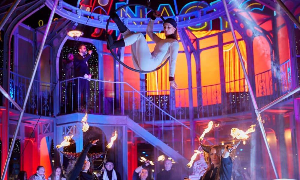 Ismét Budapestre figyelt a cirkuszi világ