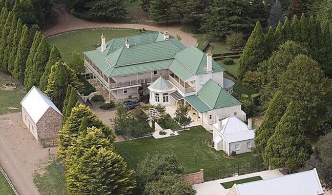 Nicole Kidman házát is fenyegeti az ausztrál bozóttűz