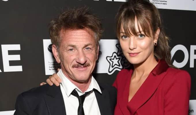 Először mutatta meg 32 évvel fiatalabb barátnőjét Sean Penn