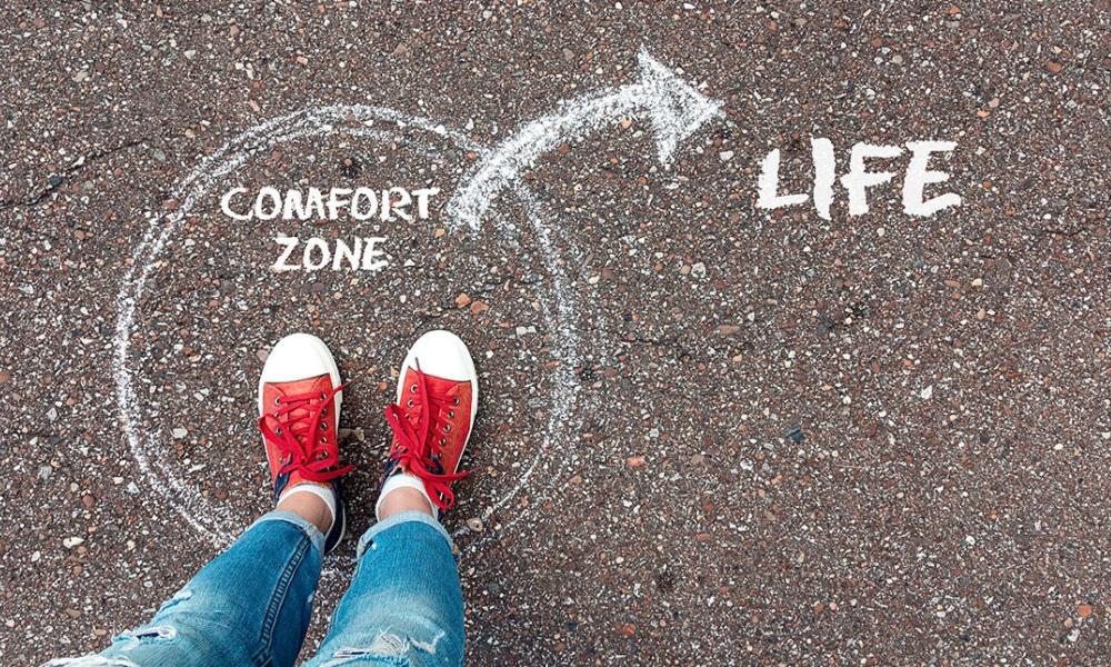 Szakértői tippek segítenek kilépni a komfortzónánkból